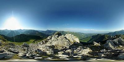 Le mont Ouzon panoramique + ajout visite virtuelle Vig1