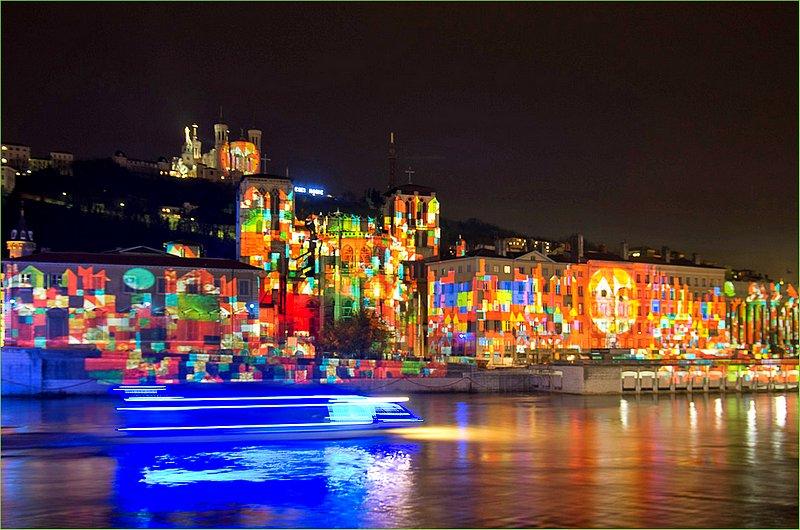Lyon fête des lumières 2012 Lyonlum2012_02