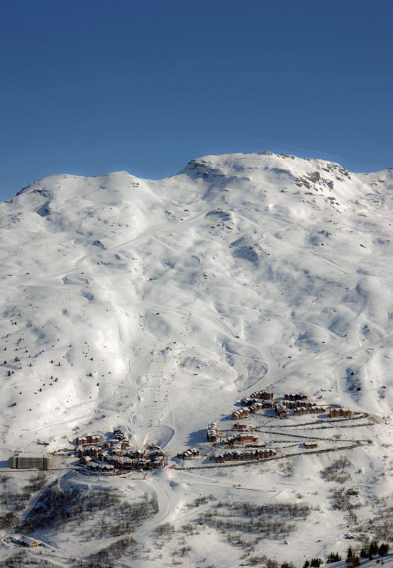 La station de ski de Valmeinier 1800 Valmeinier800